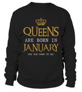 Queens are born in January | January birthday ideas