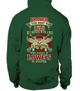 Never Mess with Lowe's Man | Lowe's Shirt