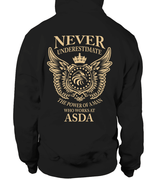 Never underestimate the power of a man who works at ASDA | ASDA Shirt
