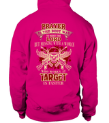 Prayer is the best way | Target Woman Shirt