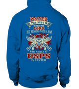 Never Mess with USPS's Man | USPS Shirt