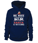 Be nice to people who work at B&M | B&M Shirt