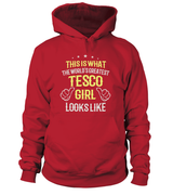 The World's Greatest Tesco Girl | Tesco Shirt