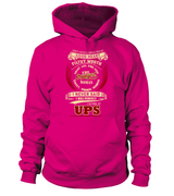 UPS-I never said I was perfect-UPS woman shirt