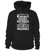 Working at Kmart taught me patience | Kmart Shirt