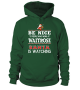 Be nice to people who work at Waitrose | Waitrose Shirt