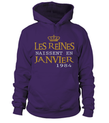 Les reines naissent en Janvier 1984 | January birthday ideas