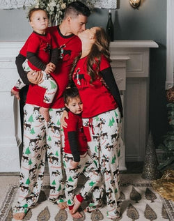 Family Christmas Pajamas | Mooseltoe Pajamas