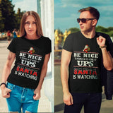 Be nice to people who work at UPS | UPS Shirt
