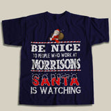 Be nice to people who work at Morrisons | Morrisons Shirt