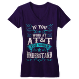 If you work at AT&T | AT&T Shirt