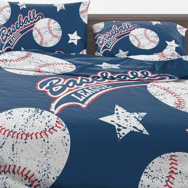 baseball bedding | Baseball Themed Bedding