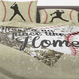 Baseball Bedding