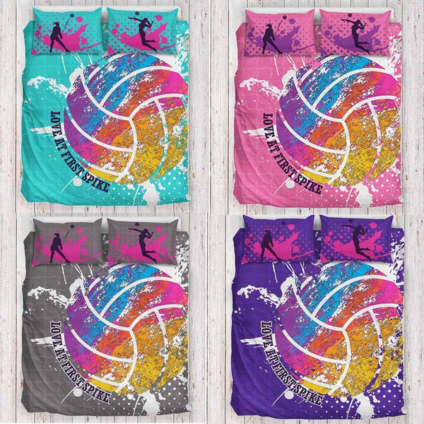 Volleyball Bedding | Volleyball Bed Set