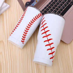 Baseball Tumbler | Baseball Water Bottle