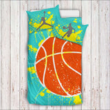 girls basketball bedding | basketball bedding sets | basketball comforter sets