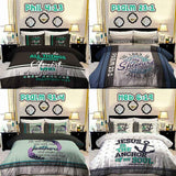 Bible Verse Bedding | Scripture Bedding | biblical bedding | bible bedding