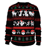 EEVEE CHRISTMAS SWEATER