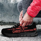 Philippians 4:13 Shoes | I can do all things through Christ shoes