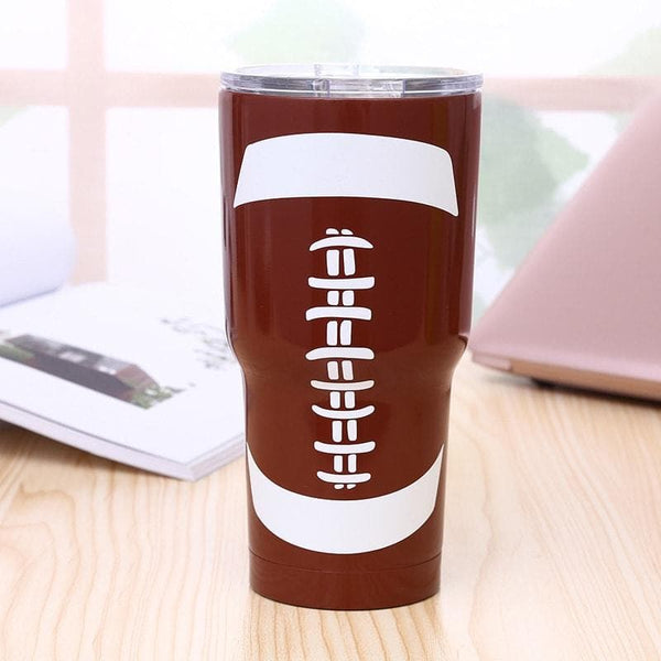 Football Tumblers | Football Water Bottles