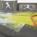 Herzoge™ Softball Bedding Set All Colors