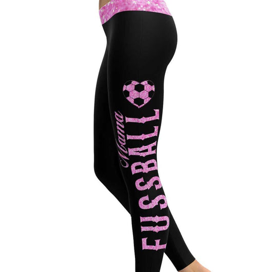 Fussball Mama Leggings