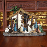 Navity set | christmas nativity set | outdoor nativity set | unique nativity sets