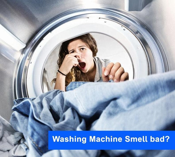 washing machine smells | washing machine odor | washing machine drum cleaner