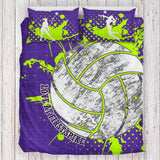 Volleyball Bedding | Volleyball Comforter | volleyball bed set