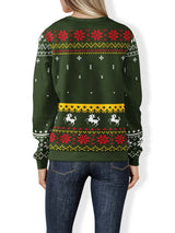 Porsche Ugly Christmas Sweater
