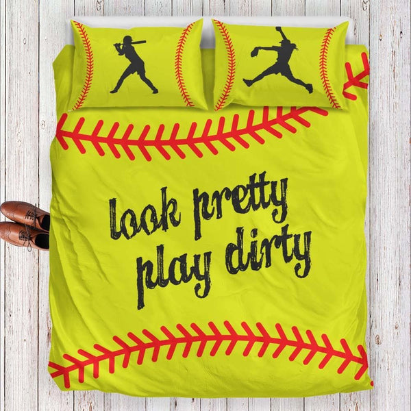 Herzoge™ Softball Bedding Set
