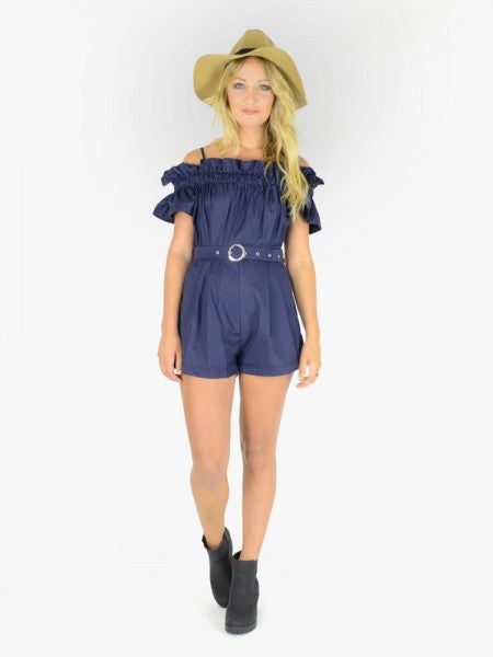 Field Of Dreams Playsuit