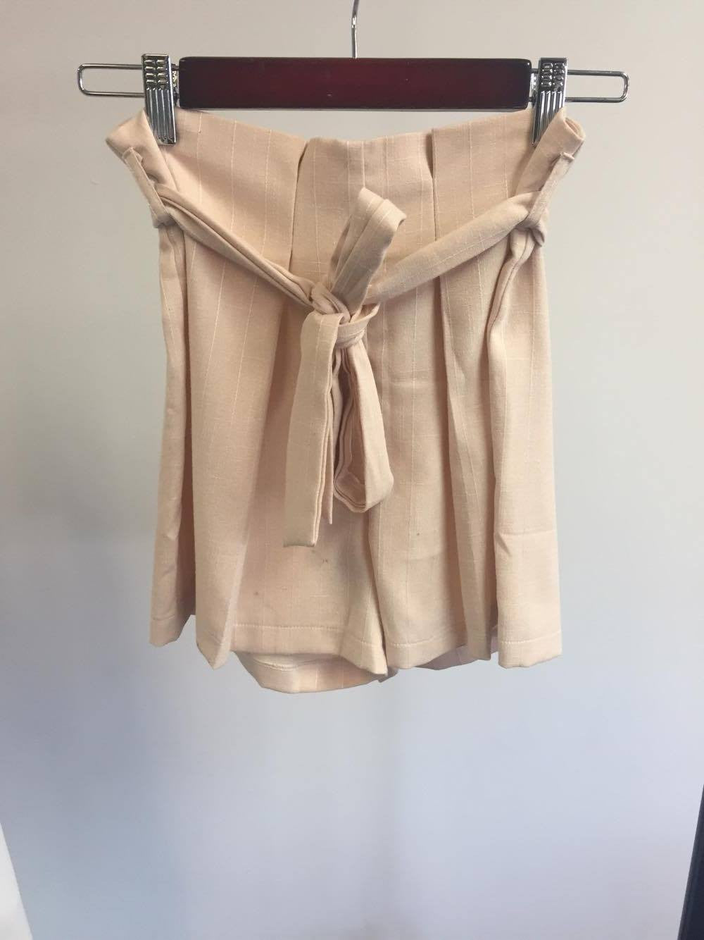 Dejavu Shorts in Dusty Pink