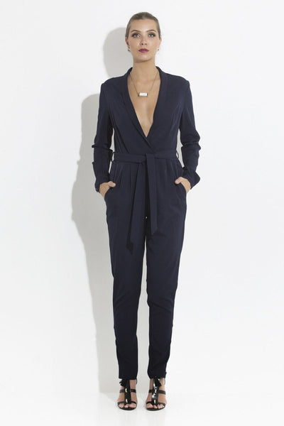 Midnight Jump Suit