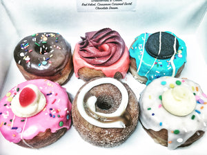 ASSORTED DONUT 6 PCK