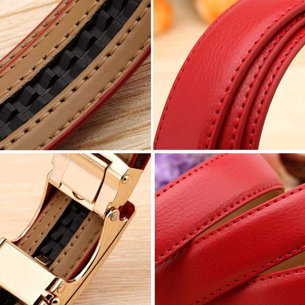 Women's Belt - Leaf - Dexterity Brand