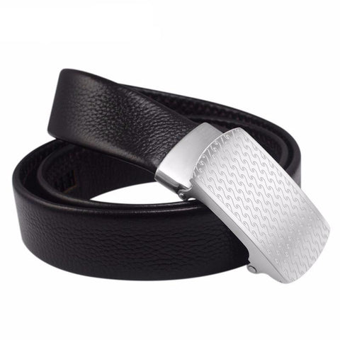 Men's Belt - Mens Belt - Stainless Steel - Dexterity Brand