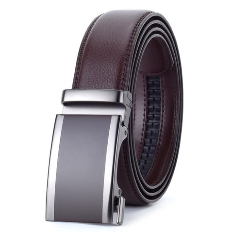 Men's Belt - Basic Brown - Dexterity Brand