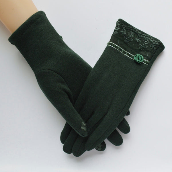 Women's Gloves - Touch Screen Gloves (8 Colours) - Dexterity Brand