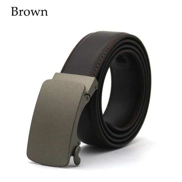 Men's Belt - Mens Belt - Alloy - Dexterity Brand
