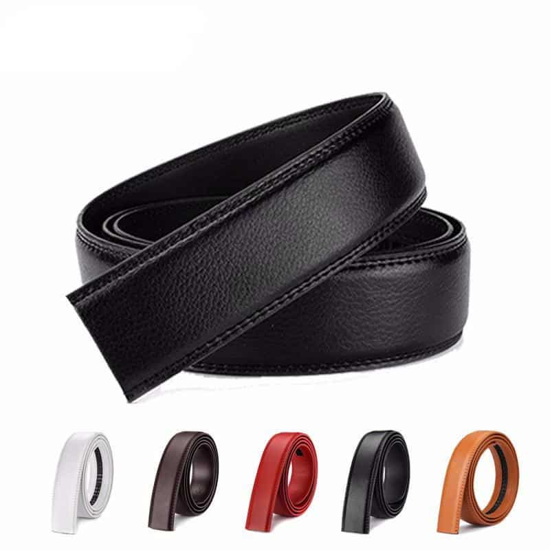 Men's Belt - Extra Colour Leather Belts - Men's only - Dexterity Brand