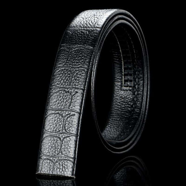Men's Belt - Extra Top Grain Leather (Three Printed Patterns) - Dexterity Brand