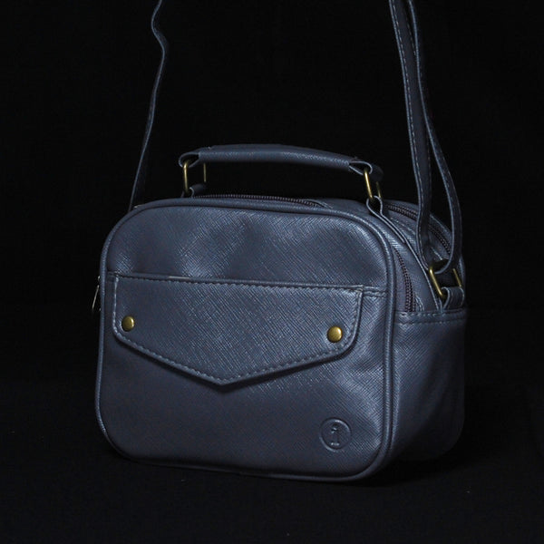 Mini Sling Bag - Gray