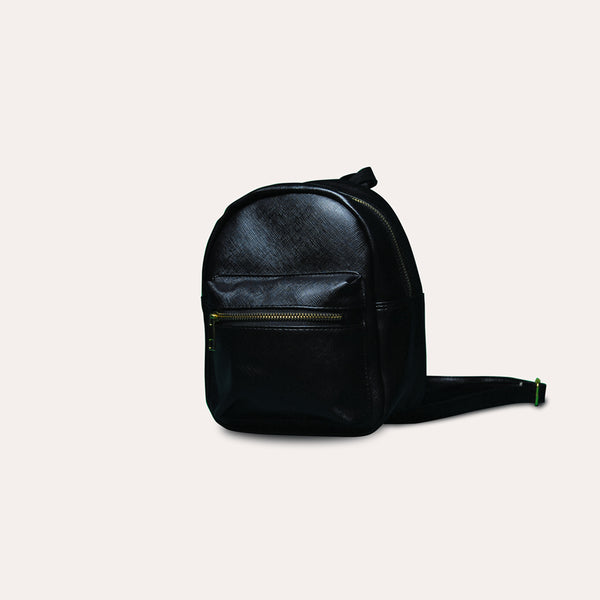 Petite Multiway Bag (Korean-style) - Black