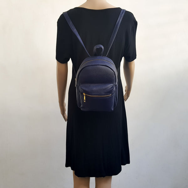 Petite Multiway Bag (Korean-style) - Navy (limited)