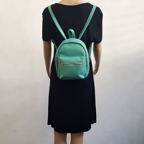 Petite Multiway Bag (Korean-style) - Teal