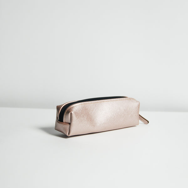 Pen Case - Rose Gold