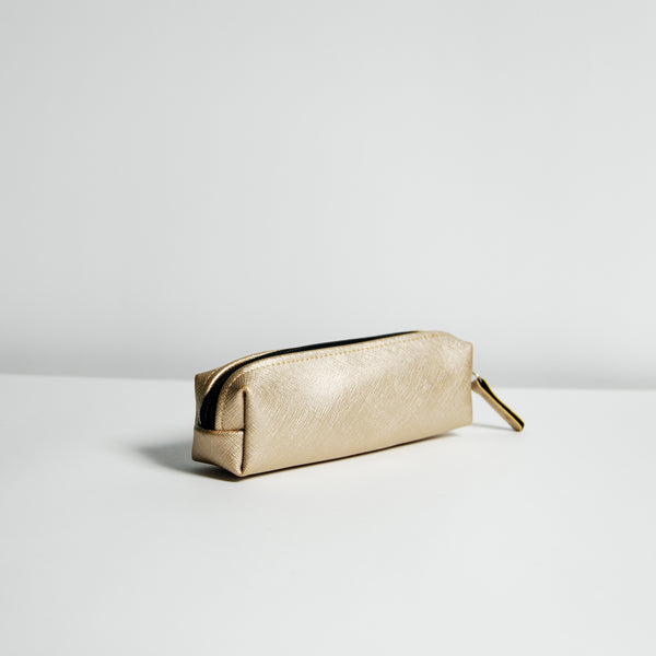 Pen Case - Gold