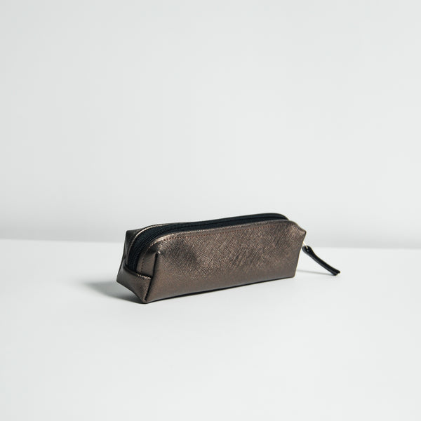 Pen Case - Bronze