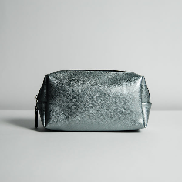 Travel Pouch - Silver